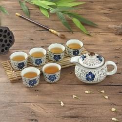 Bình trà 6 tách
