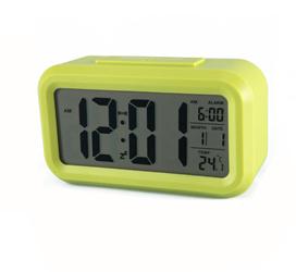 Đồng hồ báo thức hình Led