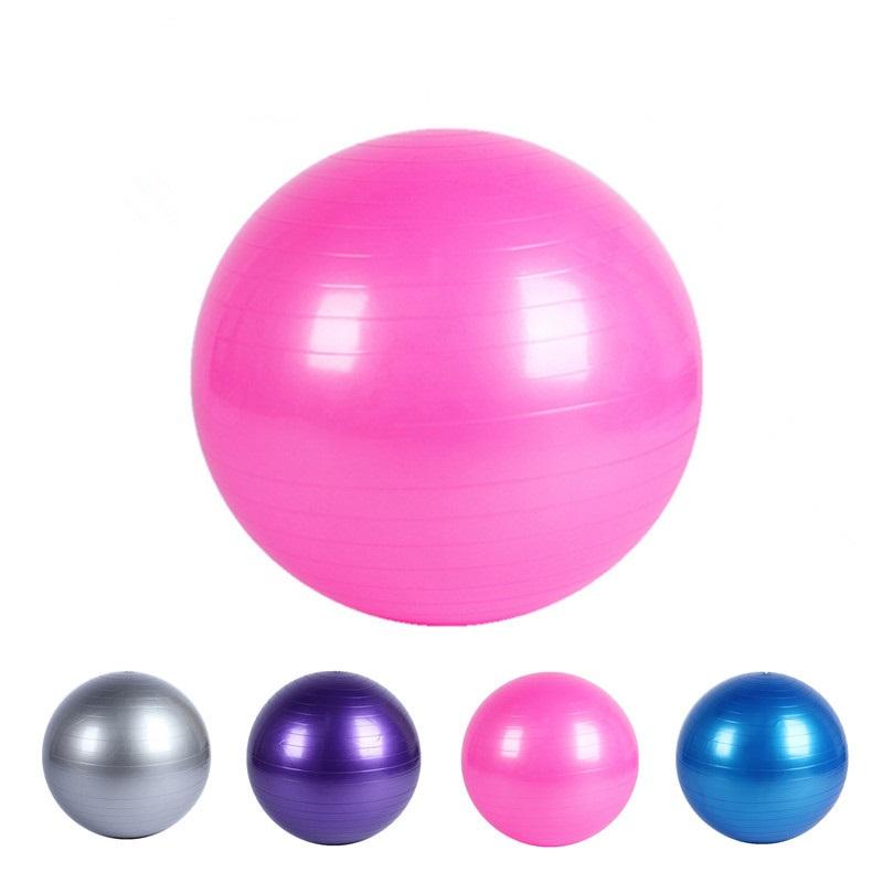 Bóng tập yoga Fitness Ball 75cm (loại 1)