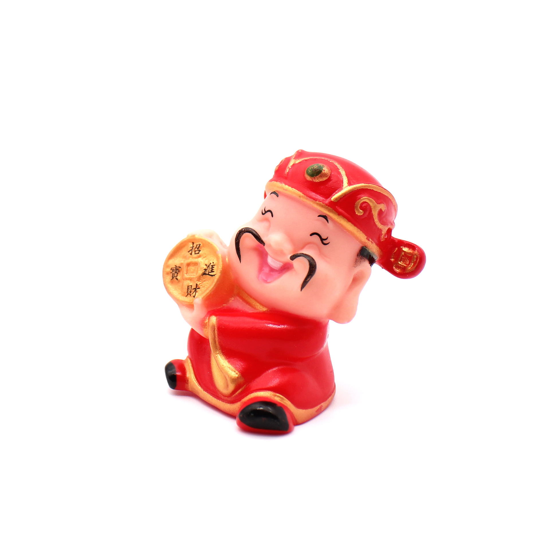 Thần tài Yuanbao Fortuna và tiền