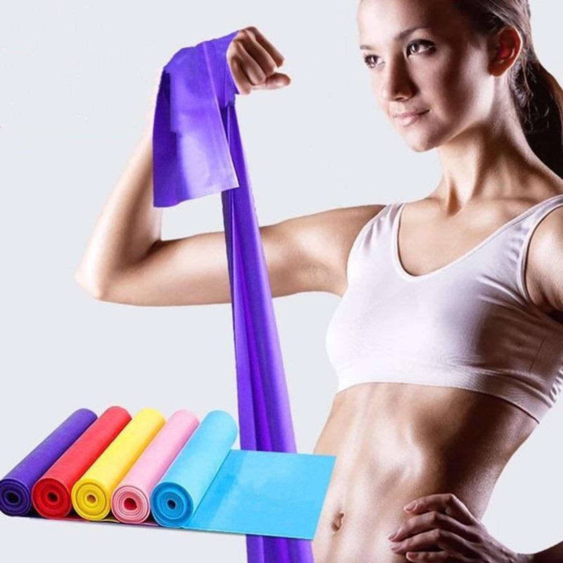 Dụng cụ Yoga căng đai