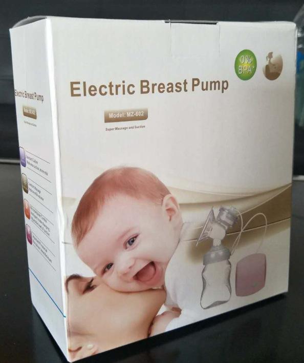 Máy hút sữa bằng điện