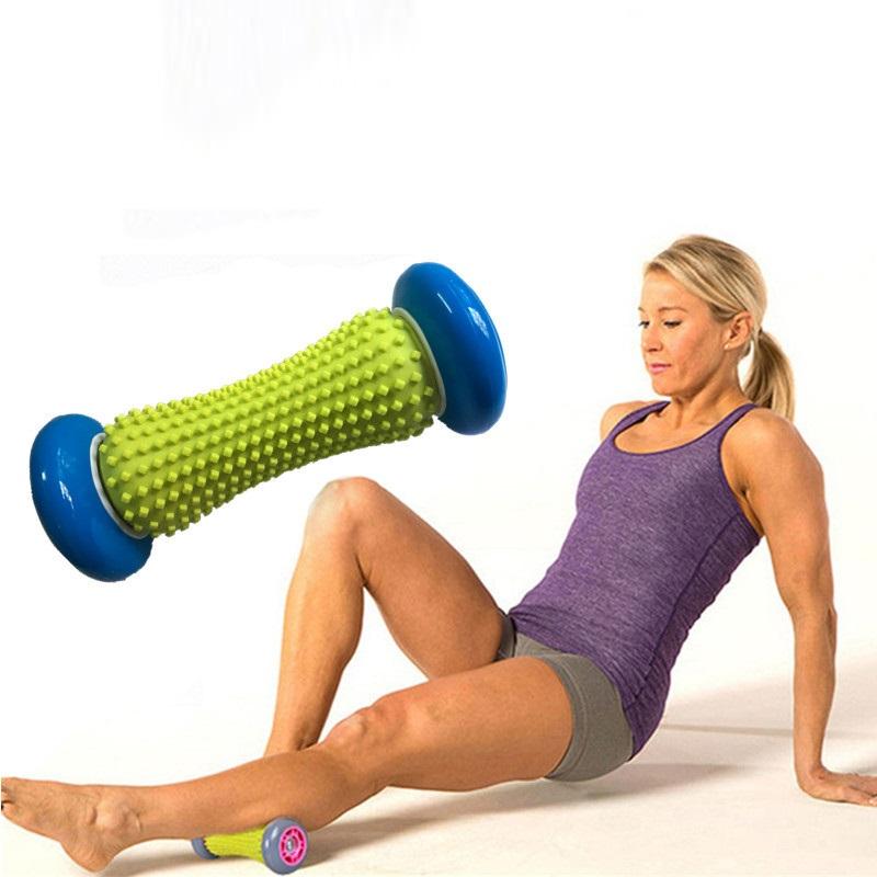Dụng cụ Yoga massage bánh xe