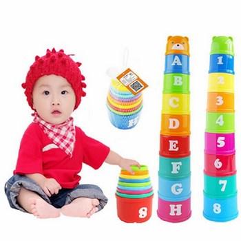 Bộ đồ chơi xếp số và chữ cái cho bé