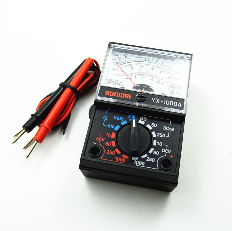 Công cụ sửa chữa đồng hồ vạn năng YX-1000A