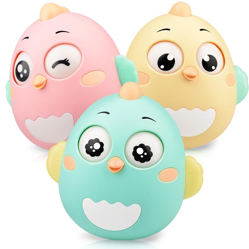 Đồ chơi trẻ em sơ sinh 3-12 tháng hình gà
