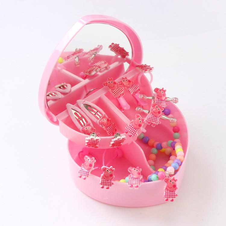 Bộ trang sức 14 món cho bé