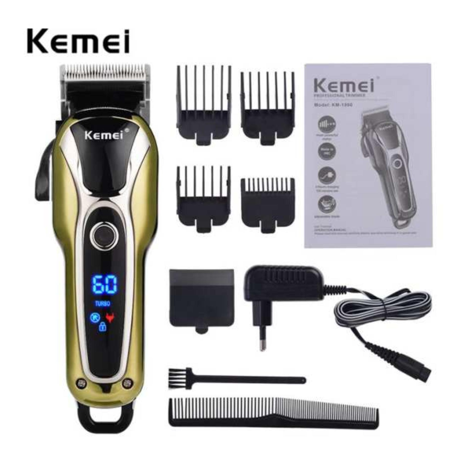 Tông đơ cắt tóc Kemei KM - 1990