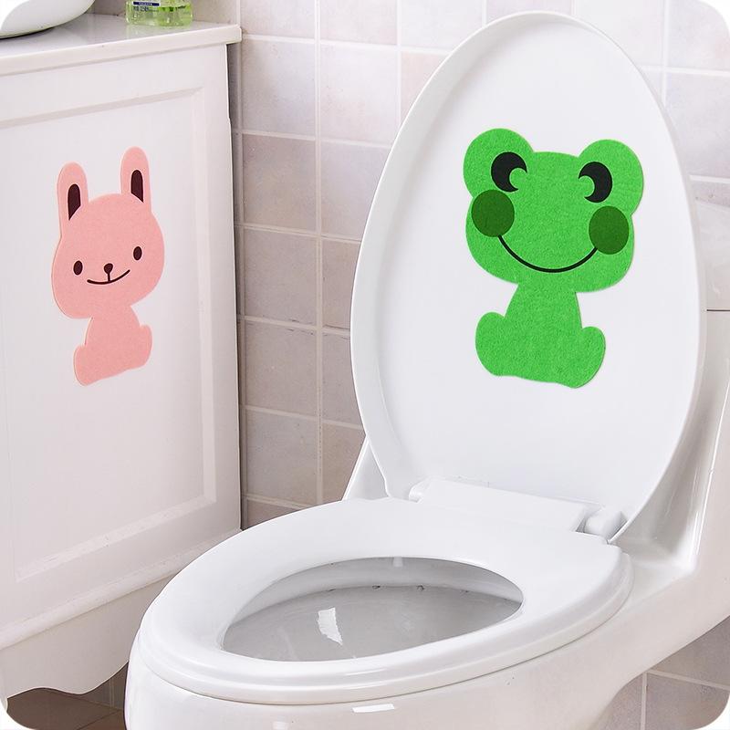 Miếng dán khử mùi nhà vệ sinh hình thú
