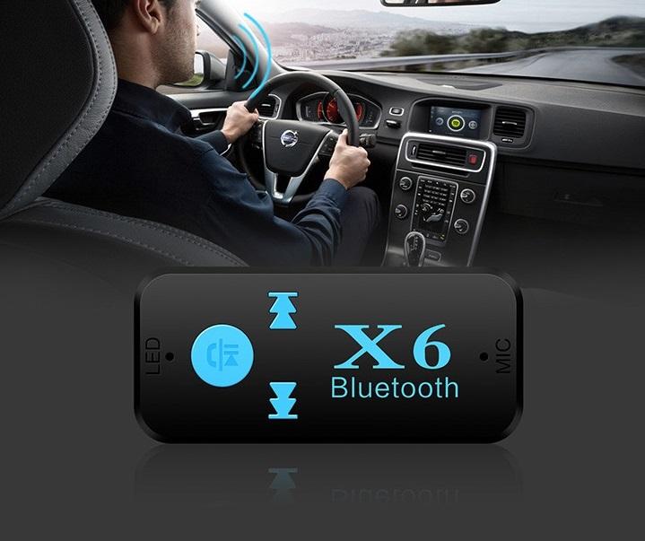 Bluetooth x6