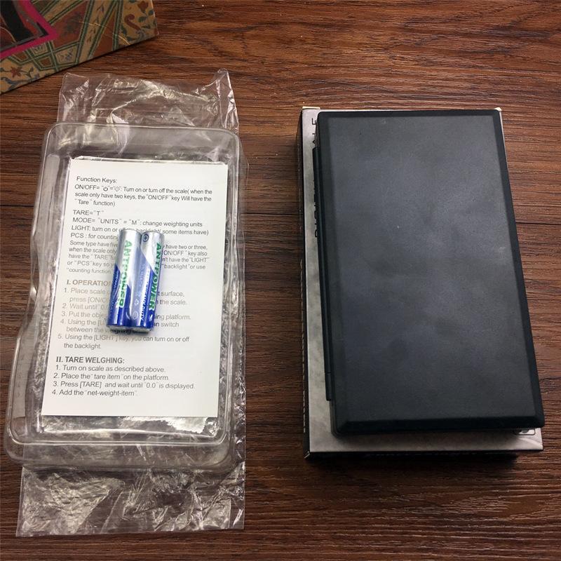 Cân tiêu ly mini đo trang sức P258 500g / 0,1g