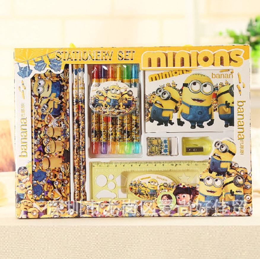 Bộ hộp bút 13 món cho bé