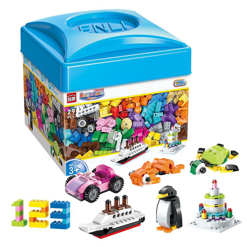 Bộ đồ chơi xếp hình 460 chi tiết 2901