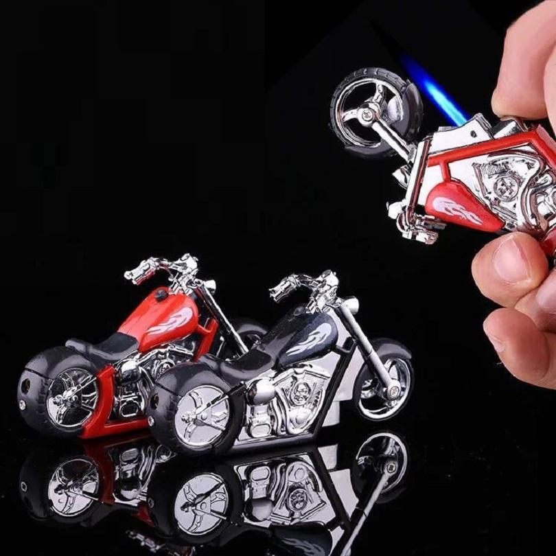 Bật lửa hình xe môtô
