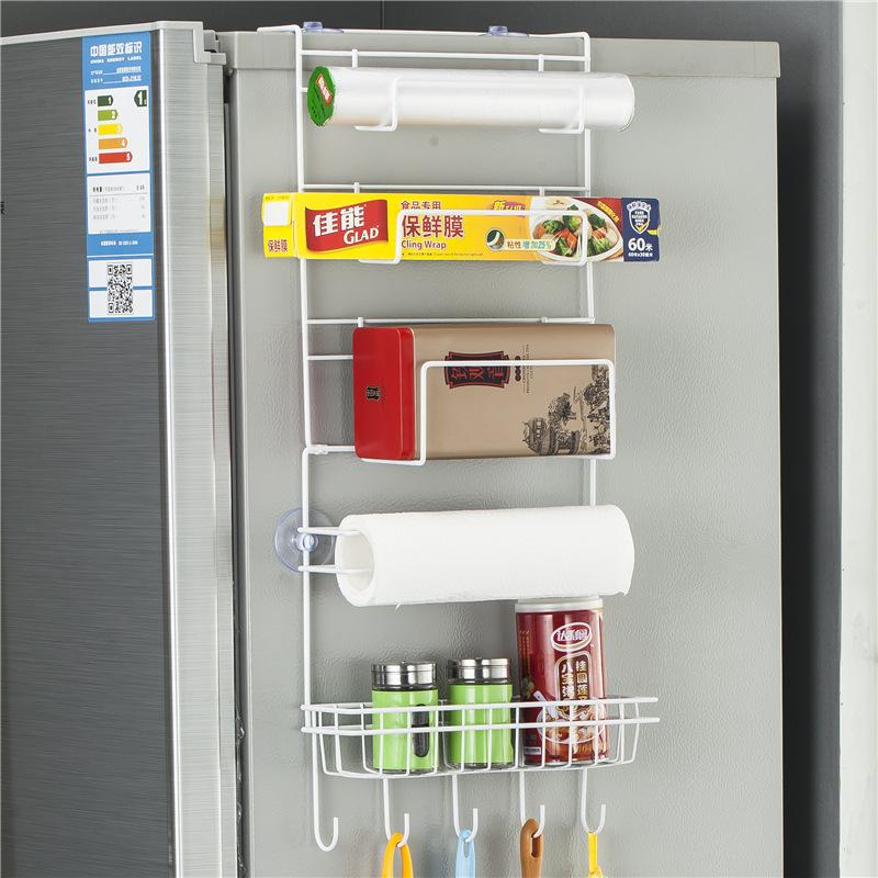 Kệ treo tủ lạnh đa năng