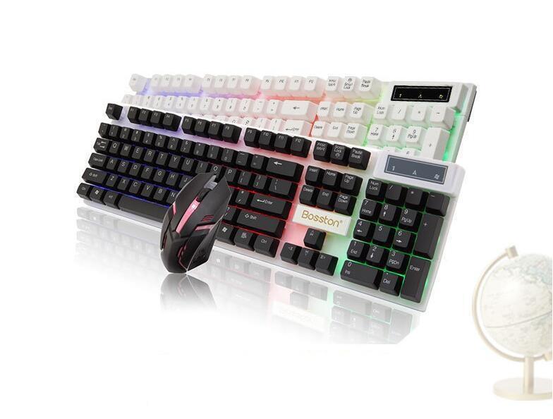 Bộ bàn phím và chuột Bosston 8310