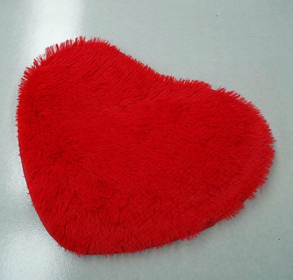 Thảm chân hình trái tim