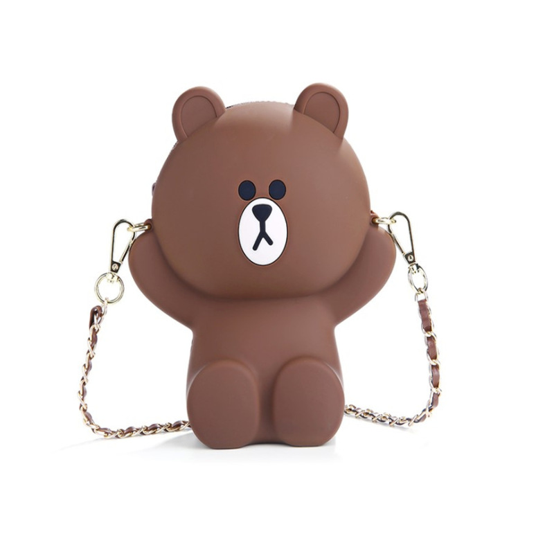 Túi đeo hình gấu