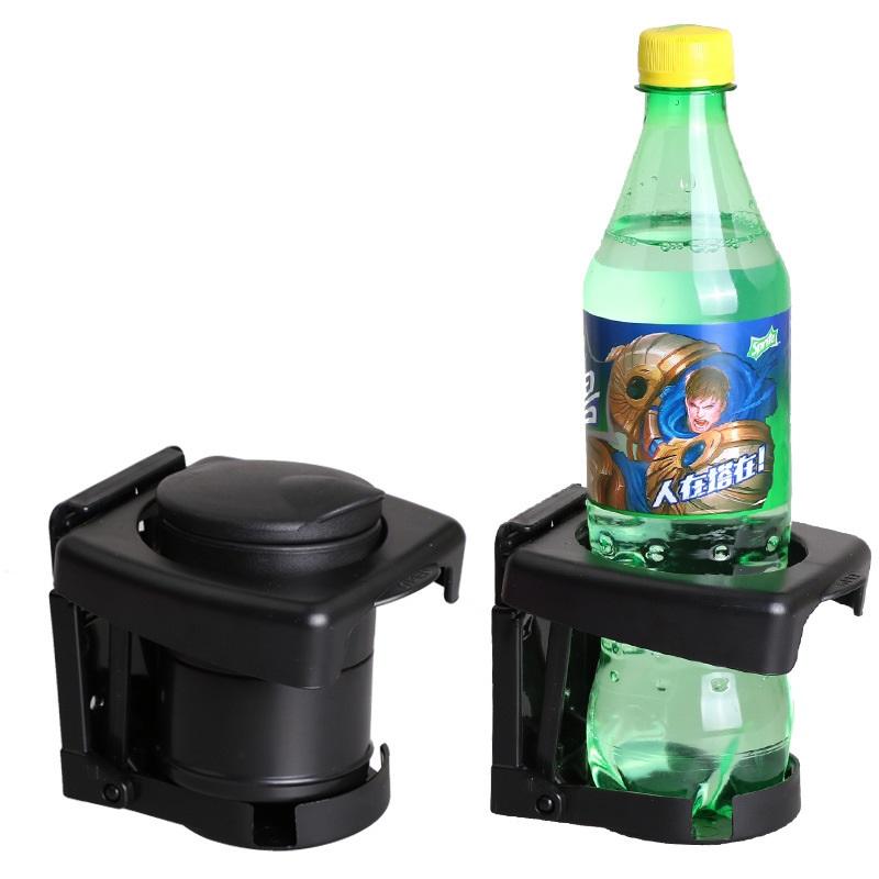 Phụ kiện đựng chai nước trên xe hơi