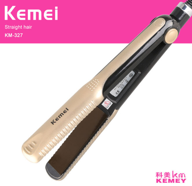 Máy kẹp tóc Kemei Km-327