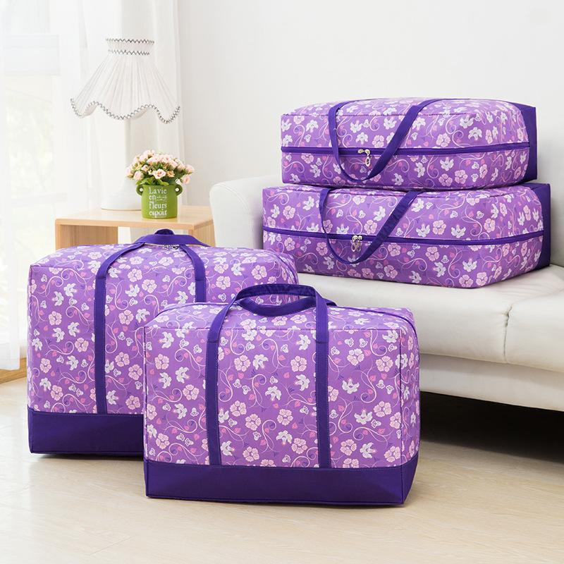 Bộ 3 túi du lịch hình hoa