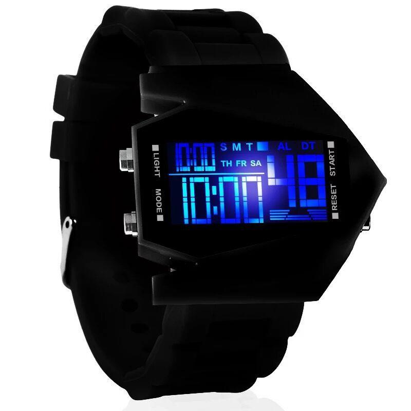 Đồng hồ điện tử Candycat (trắng, đen)