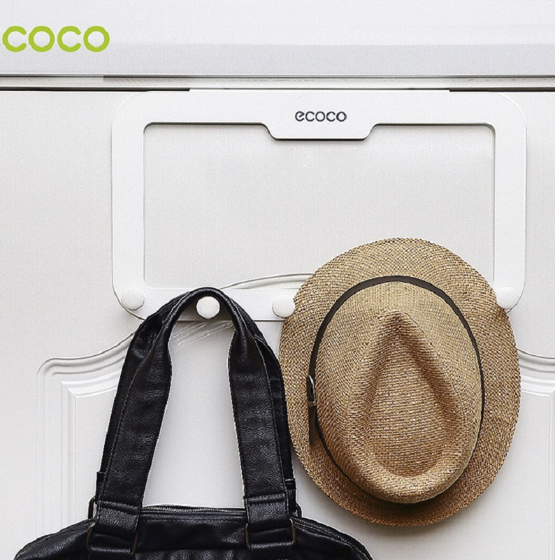Móc treo sau cửa 6 móc Ecoco