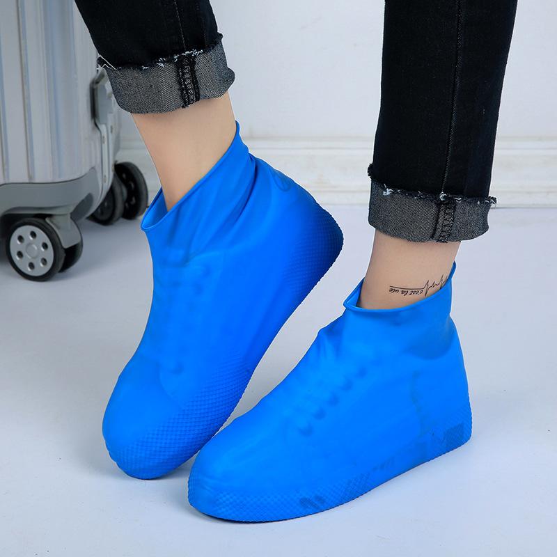 Giày cao su đi mua chống nước