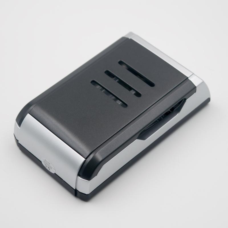 Bộ sạc pin tự động ngắt C905 4 khe cắm sạc