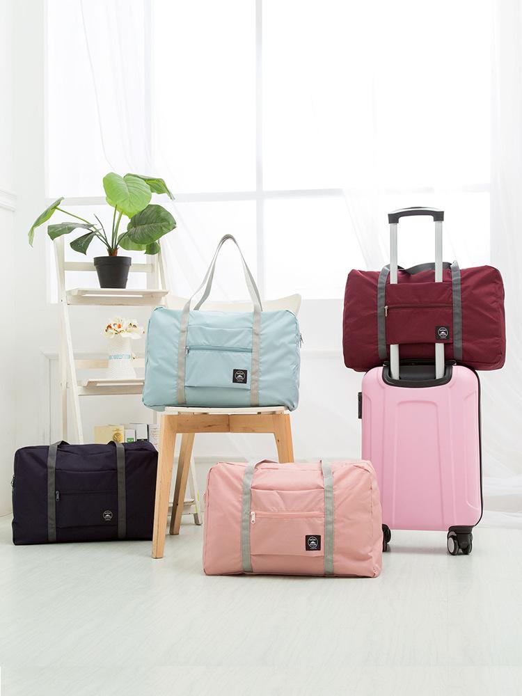 Túi xách du lịch không thấm nước 48x32 (4 màu)