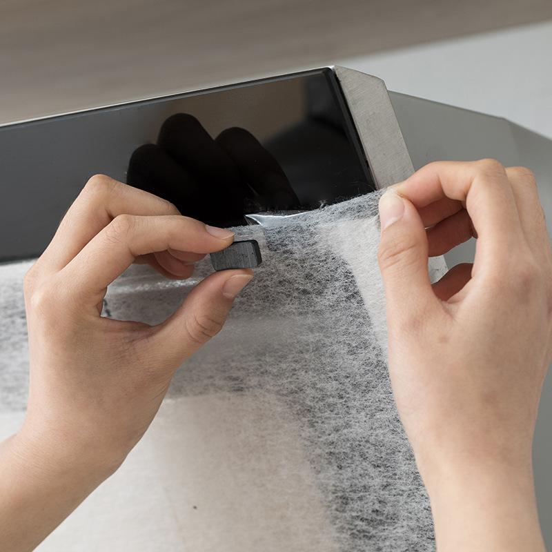 Cuộn giấy lót cho máy hút bụi nhà bếp