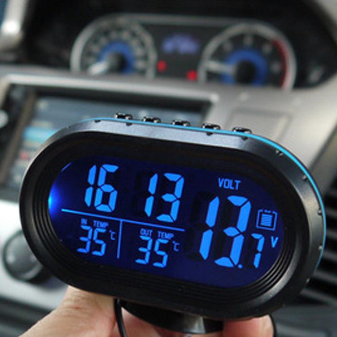 Đồng hồ nhiệt kê cho xe hơi