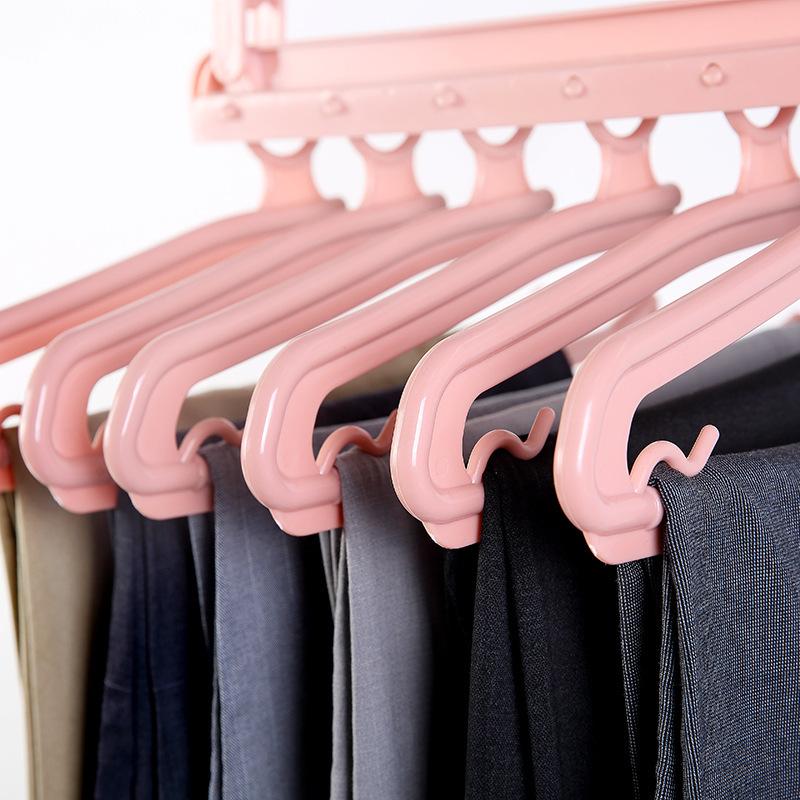Móc treo quần áo 6 móc đa năng