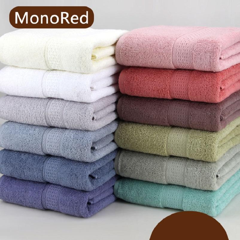 Khăn tắm dệt bông mền 140x70cm