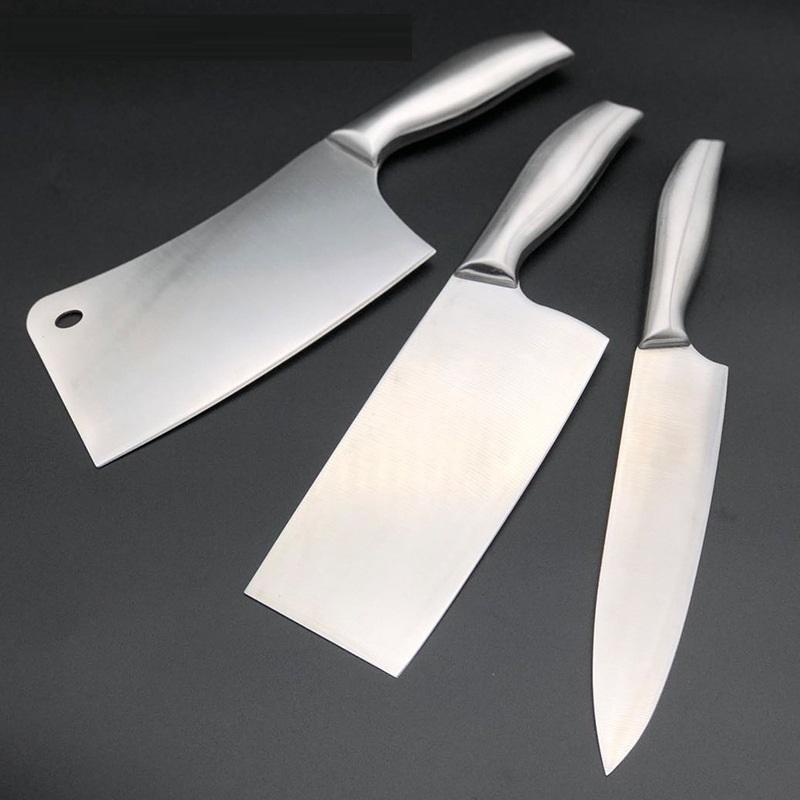 Bộ 3 dao thép