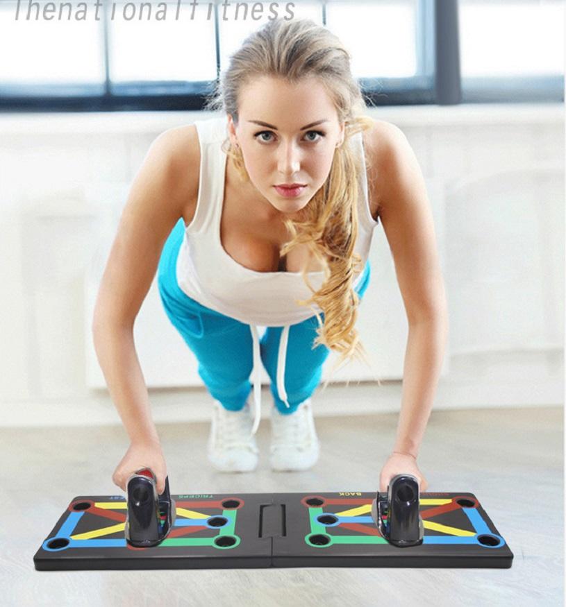 Dụng cụ tập thể dục cách tay